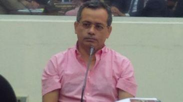 Orellana minimizó sus responsabilidades a comisión del Congreso