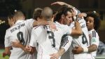 Real Madrid vs. Cruz Azul: españoles golearon 4-0 en Marruecos - Noticias de fabian baez