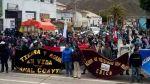 Cusco: un muerto en protesta de pobladores de Calca por límites - Noticias de quellouno