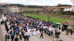 PNP dice que manifestante murió camino a aeropuerto de Cusco - Noticias de quellouno