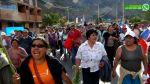PCM suspendió proceso limítrofe entre distritos tras protestas - Noticias de quellouno
