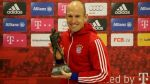 Arjen Robben fue premiado como deportista del año en Holanda - Noticias de bundesliga