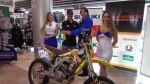 Tato Heinrich estará en el Dakar 2015 - Noticias de motos