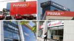 Las cuatro AFP se enfrentan hoy por los nuevos afiliados - Noticias de venta de afp horizonte