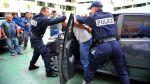 Grupo Terna de la PNP instruido por policías franceses [FOTOS] - Noticias de policía nacional del perú
