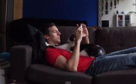YouTube: gato que ama a su dueño rompe récord de reproducciones
