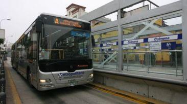 Metropolitano: pasaje subirá a S/. 2,50 pese a reclamo de Lima