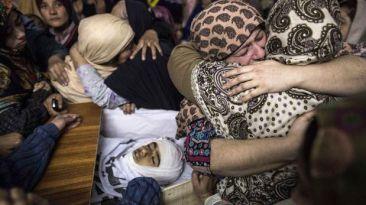 Los terroristas islámicos y sus últimos 30 días de terror