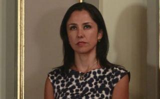 Nadine Heredia pide a congresistas defender régimen laboral