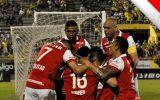 Santa Fe venció 2-1 a Medellín por final de Liga Postobón