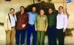 Raúl Castro recibió a agentes cubanos liberados por EE.UU.