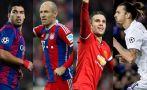 Fútbol europeo: los mejores partidos para el fin de semana