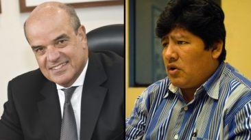 Elecciones FPF: Federico Cúneo y Edwin Oviedo a la presidencia