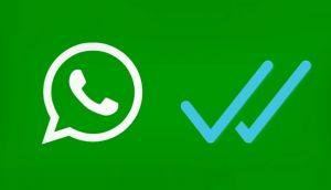 Nueva actualización de WhatsApp para anular el check azul