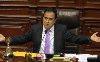 Régimen juvenil: Otárola respondió a críticas de Alan García