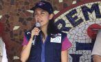Nadine a opositores: No hagan politiquería barata con jóvenes