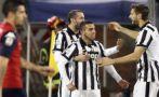 Juventus ganó 3-1 y se aseguró en la punta de la Serie A