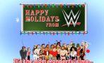 Facebook: la WWE envió su saludo por Navidad con este video