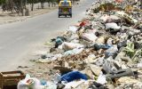 Huancayo: casi dos toneladas de basura acumulada en mercado