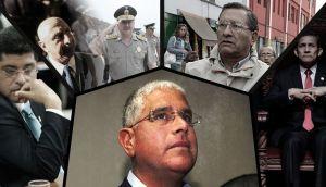 PNP enreja el centro de Lima ante marcha contra régimen juvenil