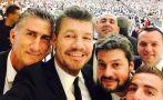 """Tinelli y el duelo ante Real: """"Es el partido de nuestra vida"""""""