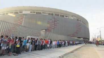 La seguridad en los estadios, por Iván Alonso