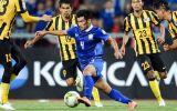 YouTube: fabuloso juego de toques de selección de Tailandia