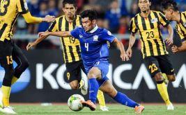 YouTube: asombroso juego de toques de selección de Tailandia
