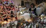 Adulto mayor: Ellas hacen feliz a los demás en Navidad