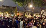 Marcha contra régimen juveil: detenciones y represión policial