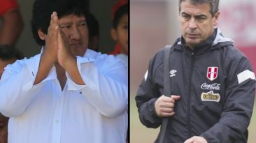 Edwin Oviedo justificó anunció de salida de Bengoechea en TV