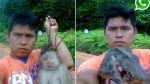 Indignación por hombre que se tomó selfies con animales muertos - Noticias de all