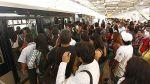 Metropolitano: denuncian a concesionario por alza de pasajes - Noticias de italo fernandez