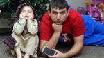 Facebook: colegio pide borrar video de niña en obra escolar - Noticias de douglas mawson