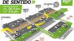 Panamericana Sur cambiará de sentido desde el domingo 28 - Noticias de feriado puente