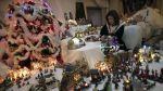 Adulto mayor: Ellas hacen feliz a los demás en Navidad - Noticias de casa grande
