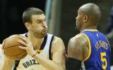 NBA: Golden State vs. Memphis, el mejor partido hasta ahora