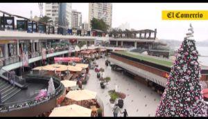 Larcomar se relanzó como un 'lifestyle': mira el video