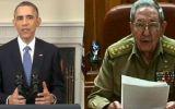 Obama y Castro bromearon sobre quién hablaba más al teléfono