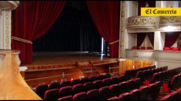 El Teatro Municipal de Trujillo muestra su nuevo brillo [Video]