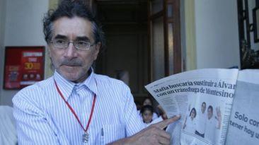 JNE no entregará credencial a Waldo Ríos si no es rehabilitado