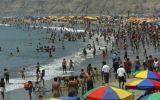 Verano empezará con temperatura máxima de 26 grados en Lima