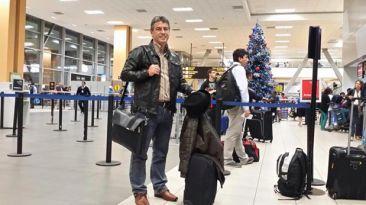 "Pablo Bengoechea dejó el Perú: ""Triste por irme"""
