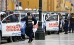 Serenazgo de Barranco en huelga por incumplimiento de pagos