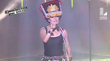 """""""La voz Perú"""": Ruby ganó con notable versión de """"Cholo soy"""""""