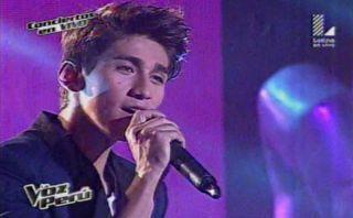 """""""La voz Perú"""": Daniel Lazo presentó su nueva canción"""