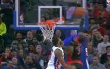 NBA: una espectacular clavada que ningún defensor podría parar