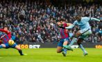 Touré marcó golazo de contragolpe para Manchester City