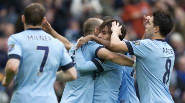 Manchester City vs. Crystal Palace: golearon 3-0 por la Premier