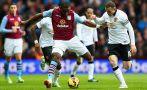 Manchester United vs. Aston Villa: pierde 1-0 por la Premier